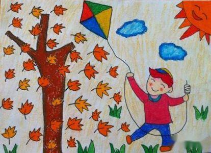 三年級作文秋天的圖畫